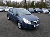 Corsa life CDTI Diesel 1.3L 2007 1 owner long mot full service history excellent condition