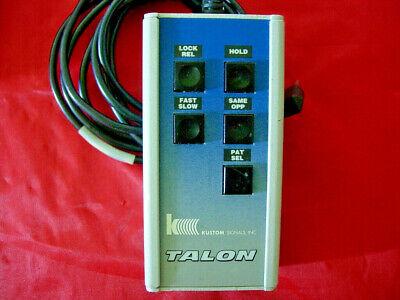 Kustom Talon Police Radar Handheld Remote