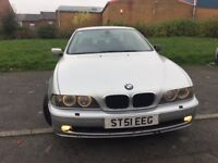Need gone BMW 530 DA diesel automatic mint condition