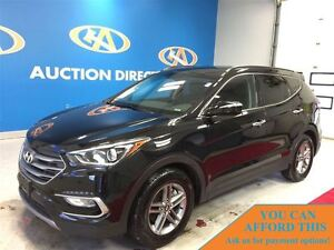 2017 Hyundai Santa Fe Sport SE, BLUETOOTH, HEATED SEATS, BAC UP