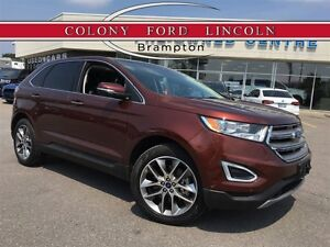 2016 Ford Edge FORD COMPANY DEMO