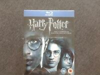 Blu ray Harry Potter 11 disc set