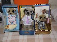 Meerkats Plush Animals