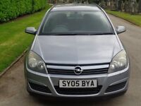 Vauxhall Astra 1.4 i 16v Club 5dr READY TO DRIVE AWAY + 2 KEYS!