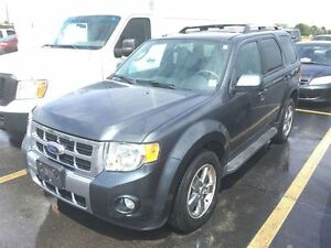 2009 Ford Escape Limited | 6SP | ALLOYS | LEATHER | SUNROOF