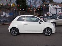Fiat 500C 1.2 S 2dr (start/stop) **GET READY FOR SPRING**