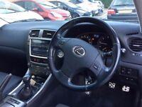2007 Lexus IS220d 2,2 litre diesel 5dr 2 owners