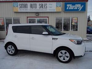 2015 Kia Soul LX One Owner/ Accident Free