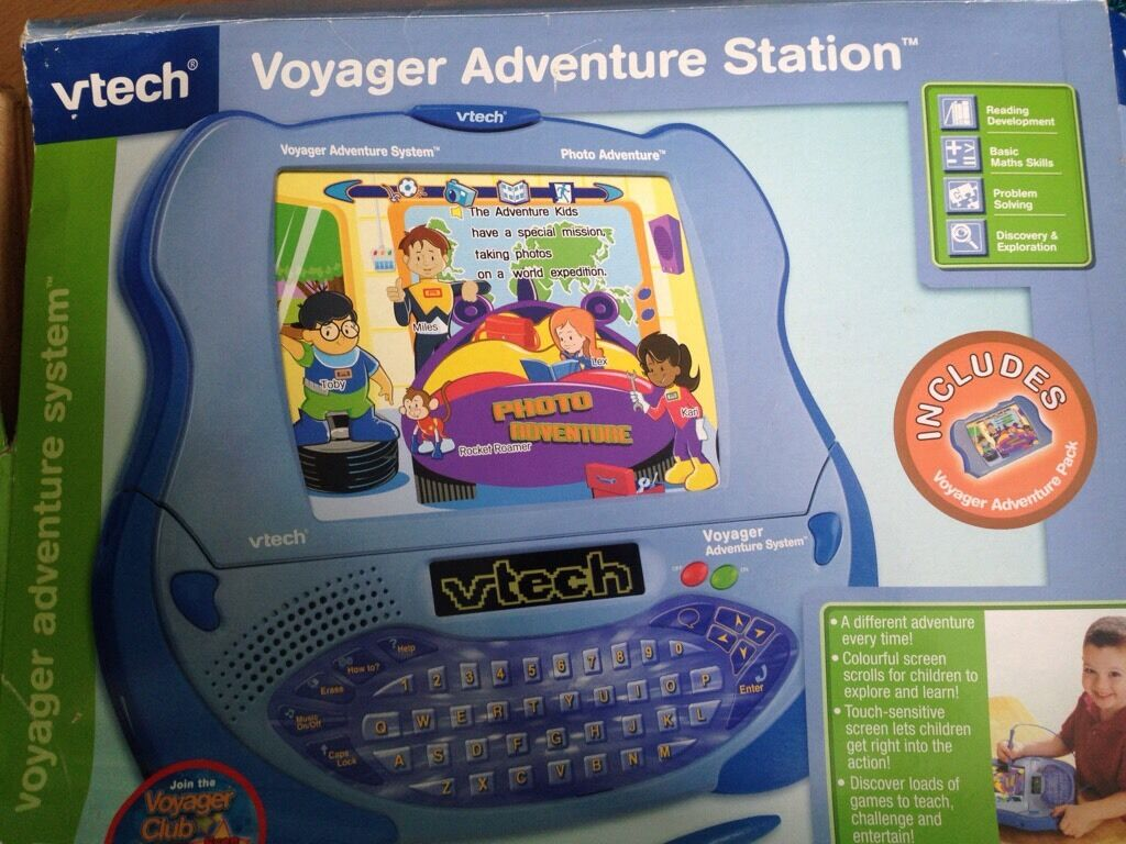 Vtech Voyager Station
