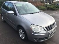Superb Value 2006 55 Polo 1.2 12V S 5 Dr Hatchback 96000 Miles Air Con And Alloys Great MPG And Tax!