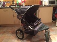 Out 'n' about double nipper for sale £90