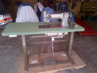 Industrial Sewing Machine - Twin needle- REDUCED!