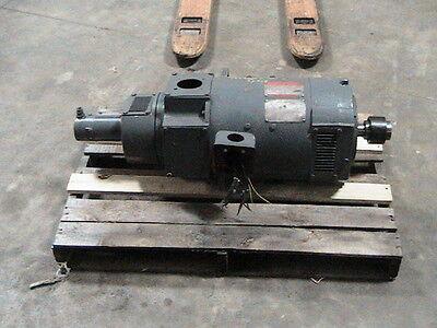 Ge 15 Hp Dc Motor 240v 5cd163nc813a801
