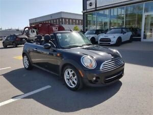 2014 MINI Cooper Convertible Cooper + AUTOMATIQUE + PROMO 0.90%