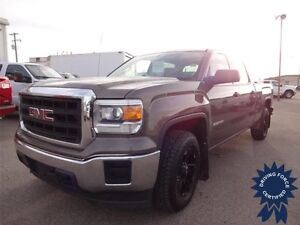 2015 GMC Sierra 1500 - Blacked-Out Rims, Crew Cab, 61,458 KMs