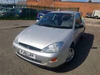 FORD FOCUS 1.6ltr_3dr (AUTOMATIC) *** 12 MONTHS MOT - HPI CLEAR - FREE DELIVERY ***
