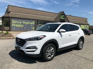 2016 Hyundai Tucson Premium / AWD / HEATED SEATS / BACK UP CAMER