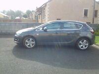 Vauxhall Astra 1.4 SRI 5 Door Hatchback