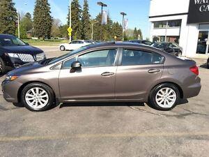 2012 Honda Civic EX | SUNROOF | NO ACCIDENTS | Kitchener / Waterloo Kitchener Area image 3
