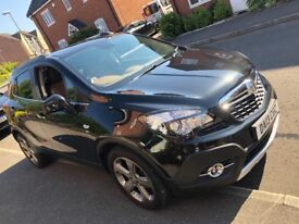 Top Spec Vauxhall Mokka SE Automatic