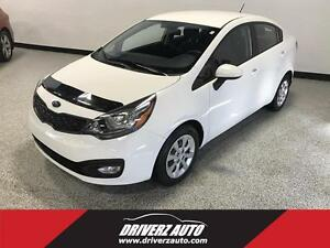 2013 Kia Rio, Bluetooth, Heated Seats, One Owner, Accident Free