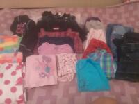 Free clothes for 2T