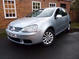 VW Golf 1.9 TDI *** LOW MILES / JUST SERVICED / 5 x STAMPS / MOT DEC 18 / 2 x KEYS / 60MPG ***