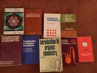 Chemistry Degree Textbooks