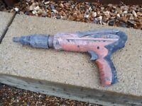 SPIT GUN
