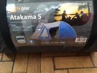 HiGear Tent Atakama 5 berth