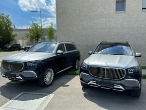 Mercedes-Benz GLS600 Maybach 4Matic DUO TONE FULLY LOAD STOCK