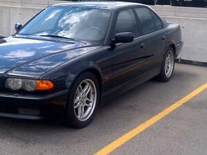 1999 BMW 7-Series Sport SPRING IS HERE