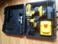 DEWALT Cordless Combi Drill £60 ono. Good working condition.