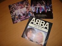 "Abba 7"" Vinyl records"