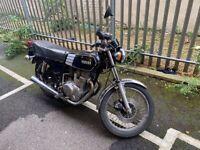 Yamaha, 1979, 249 (cc)