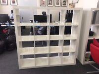 5ft x 5ft Office Shelving Unit