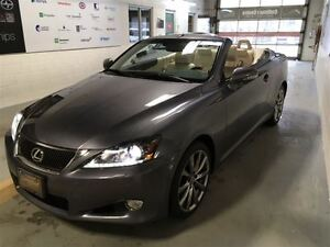 2014 Lexus IS250C ** Convertible ** Navigation **