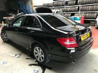Window tinting mobile job