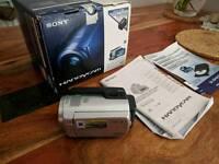 Sony DCR-SR 37E HDD 60GB camcorder