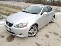 Lexus IS220d Sports-177bhp-75k-FSH-HPI Clear-2 owners-Mint