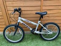 Huffy 20 inch wheel bike for 5 to 9 year old