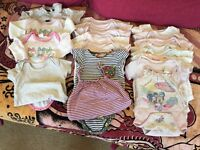 Baby clothes from born to 6 months