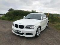 BMW e82 123d coupe - M Sport - White BMW
