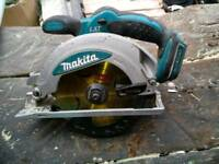 ★MEGA SALE★ 18v makita circular rip saw