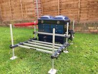 Pole Fishing Seat Box