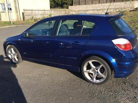 06 plate Astra sri turbo, immaculate all the mod cons!!
