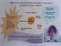 A Holistic Journey to Well-Being! Courses to improve all aspects of your self development