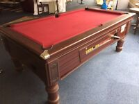 Pool Table x2 for sale (Professional English)