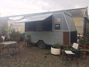 Custom Built Mobile Food Caravan, excellent condition