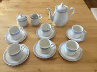 Royal Doulton Porcelain Tea Set